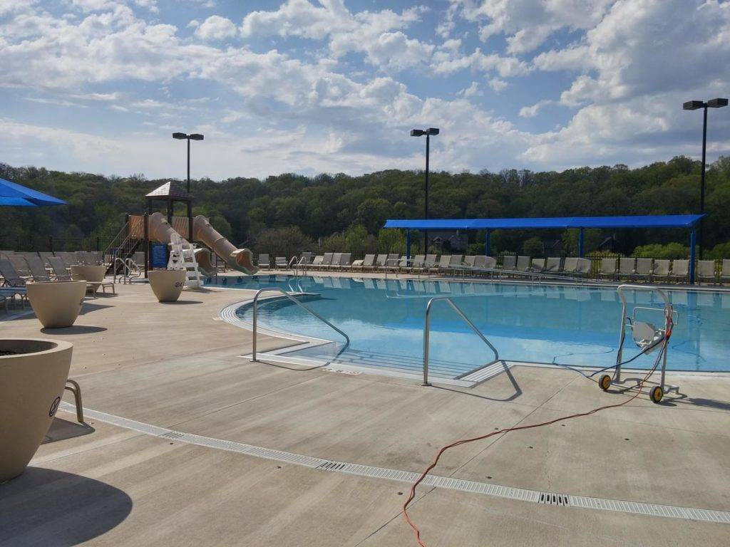 Outdoor Pool at The Galena Territory