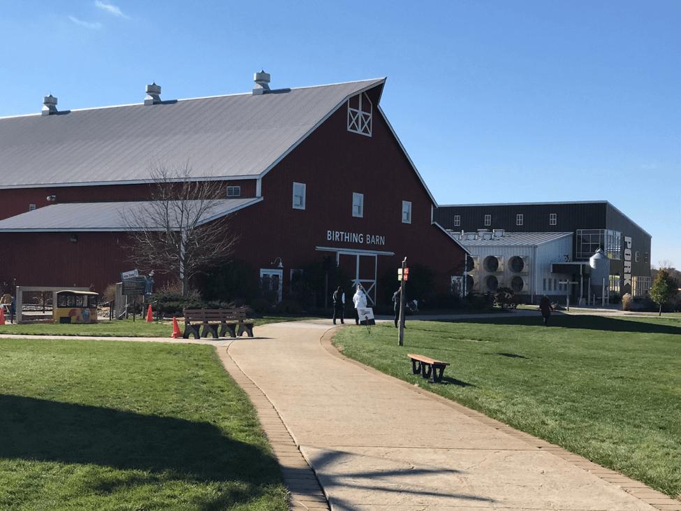 The Birthing Barn