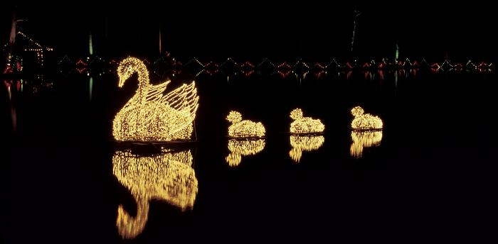 Pine Mountain, GA Christmas - Bret Love & Mary Gabbett