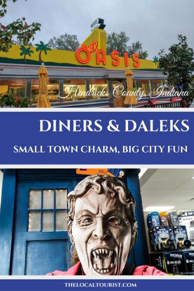 Visit Hendricks County, Indiana, for diners, daleks, and darn tasty beer.