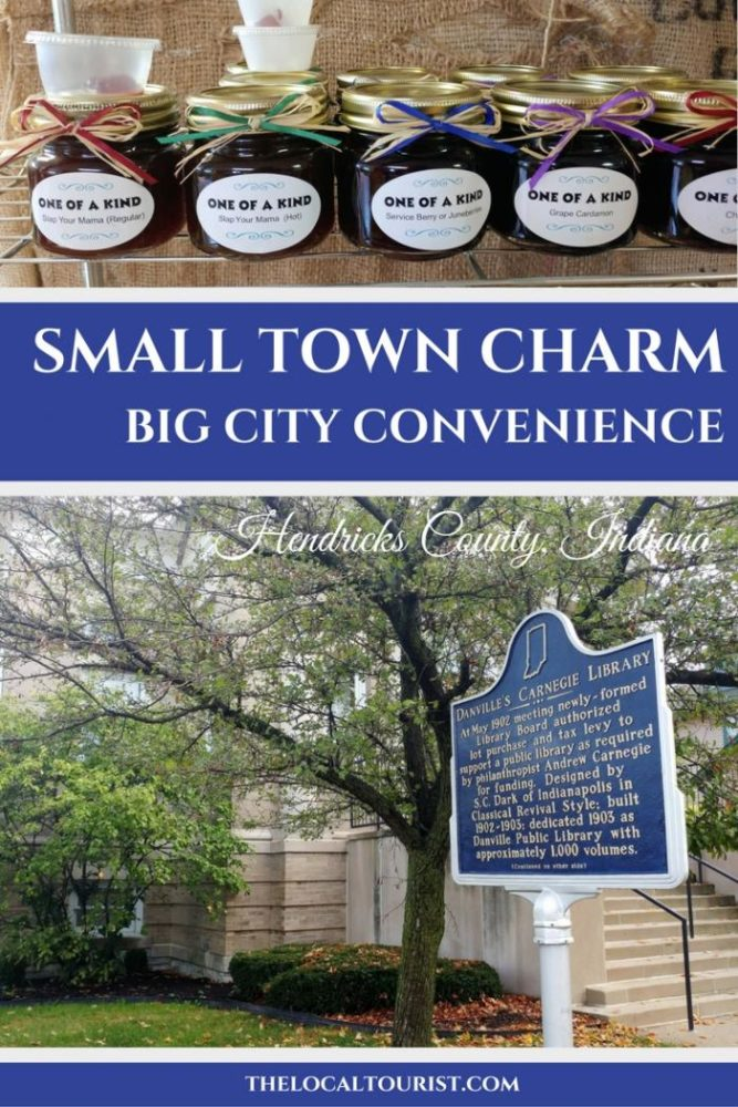 Visit Hendricks County, Indiana, for small town charm and big city convenience