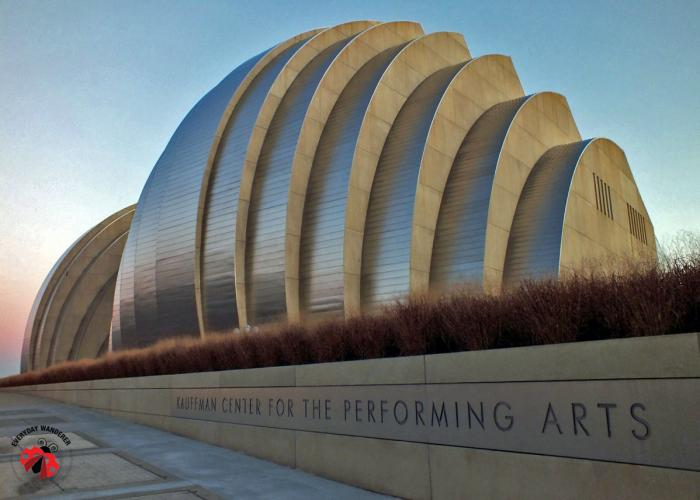 Kauffman Center for the Performing Arts, photo credit Sage Scott, Everyday Wanderer
