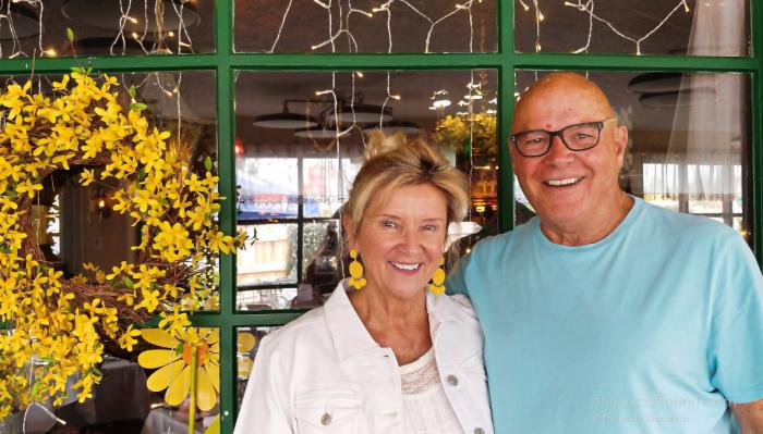 Angie and Dick Rubin of House of Gerhard in Kenosha, Wisconsin