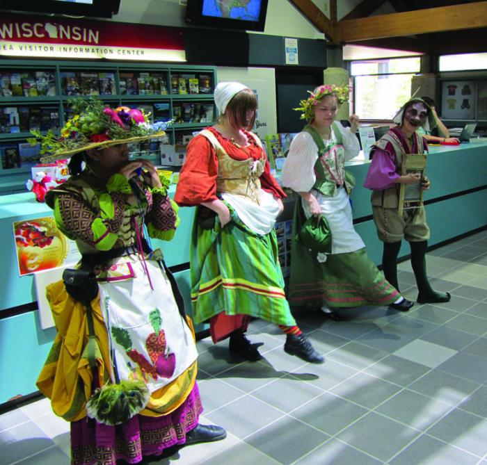 First Fridays at Kenosha Area Convention & Visitors Bureau