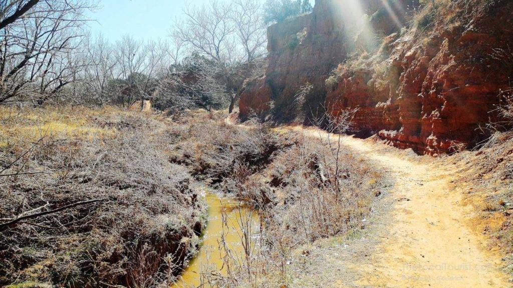Prairie Dog Town Fork at Palo Duro Canyon
