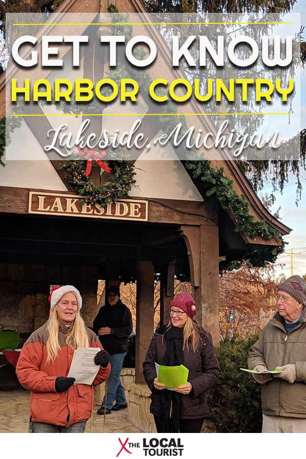 Get to know the Harbor Country town of Lakeside, Michigan. Home to great boutiques, historic visitors, fish club, and, of course, Lake Michigan | Michigan | Midwest Travel | USA Travel