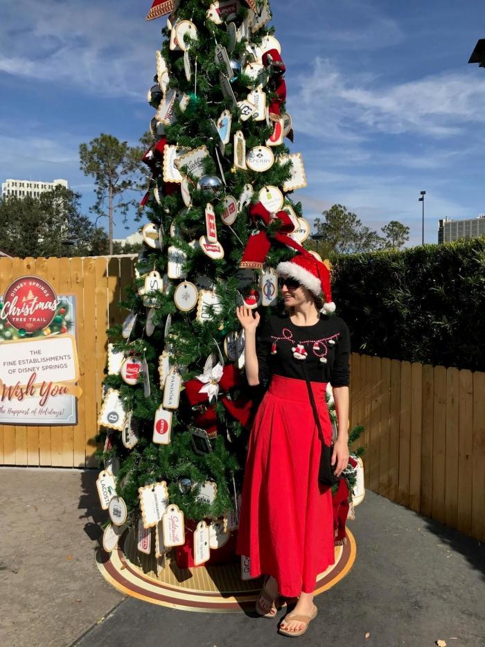 Orlando, FL Christmas - Victoria Yore