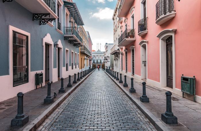 San Juan, Puerto Rico Christmas - Alexander Waltner