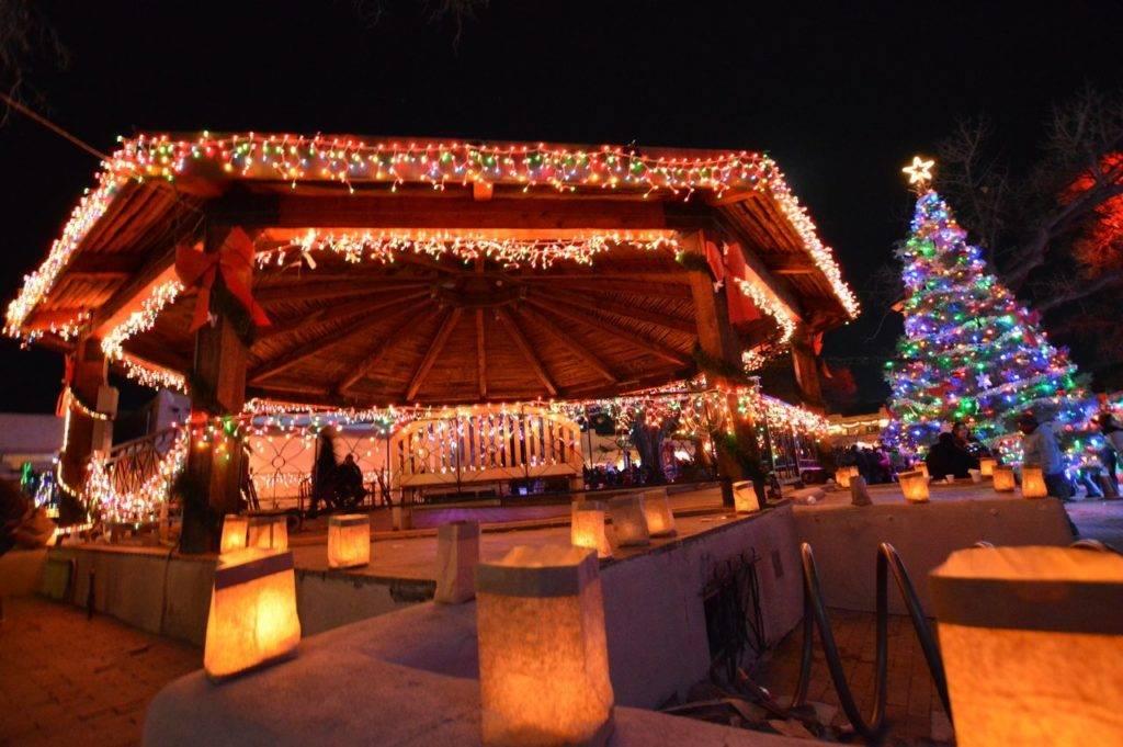 Taos, NM Christmas - Kirsten Maxwell