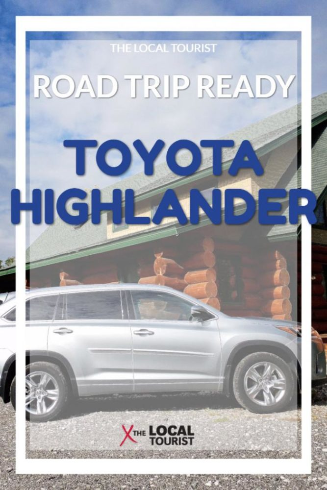 The Toyota Highlander is a road trip ready vehicle that handles like a boss