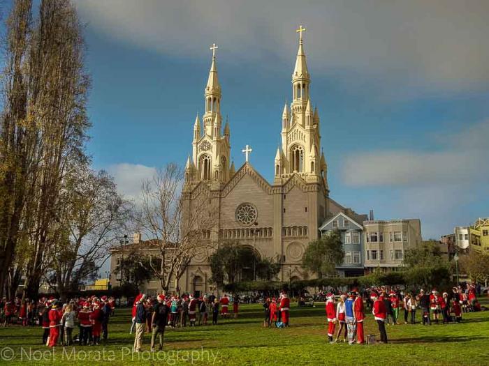 San Francisco CA Christmas - Noel Morata