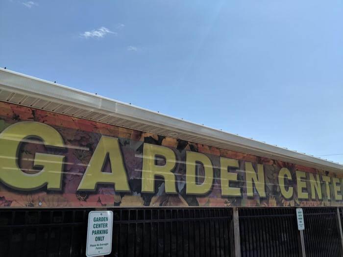 Garden Center in Sawyer, Michigan