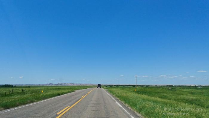 South Dakota Two-Lane - SD-44 W