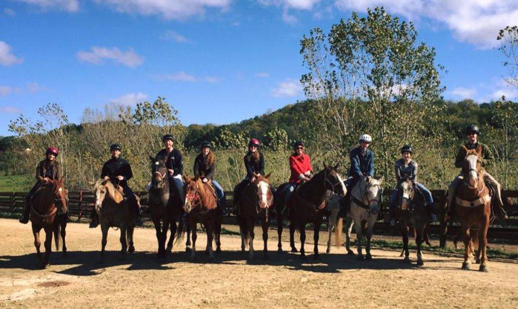 Shenandoah Riding Center in The Galena Territory