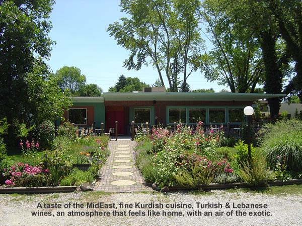 Photo credit: Cafe Gulistan in Harbert, Michigan