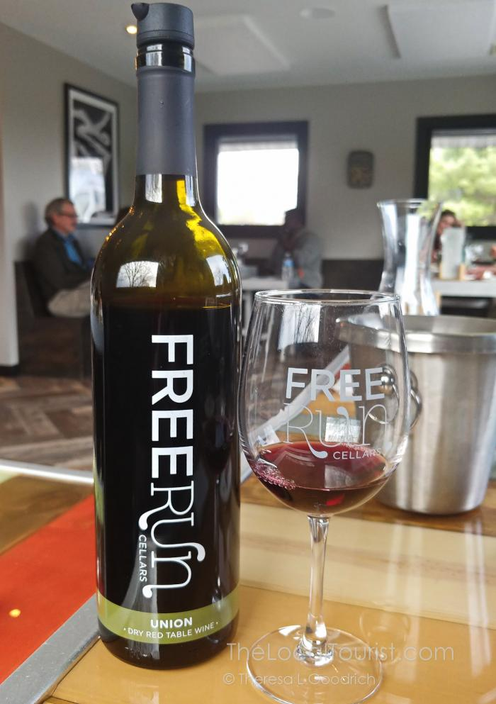 Free Run Winery in Southwest Michigan