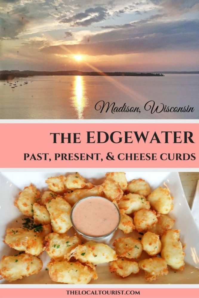The Edgewater Hotel in Madison, Wisconsin, is a luxurious blend of past and present (and cheese curds!)
