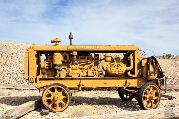 Tonopah Historic Mining Park Museum