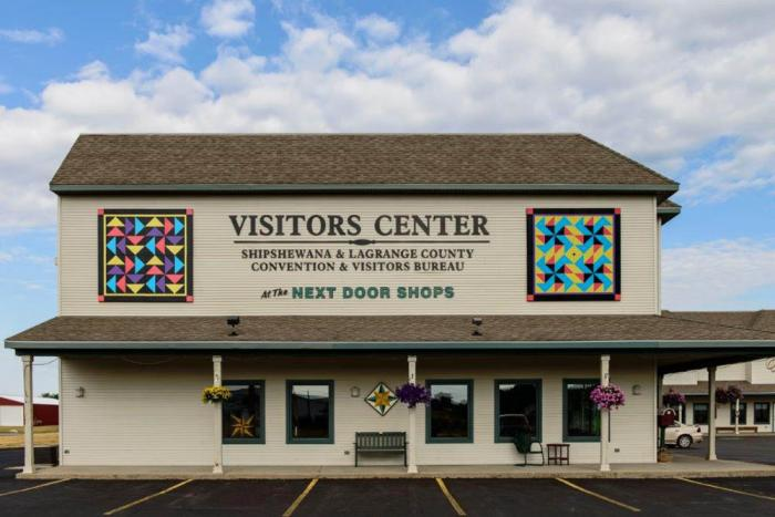 Visit Shipshewana -LaGrange County CVB Visitors Center