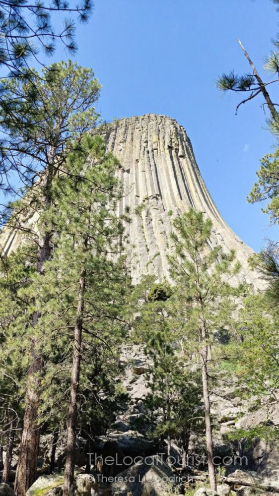 Devils Tower is the first U.S. National Monument
