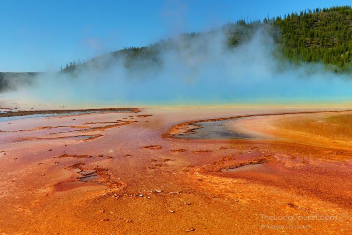 Yellowstone - Grand Prismatic Springs