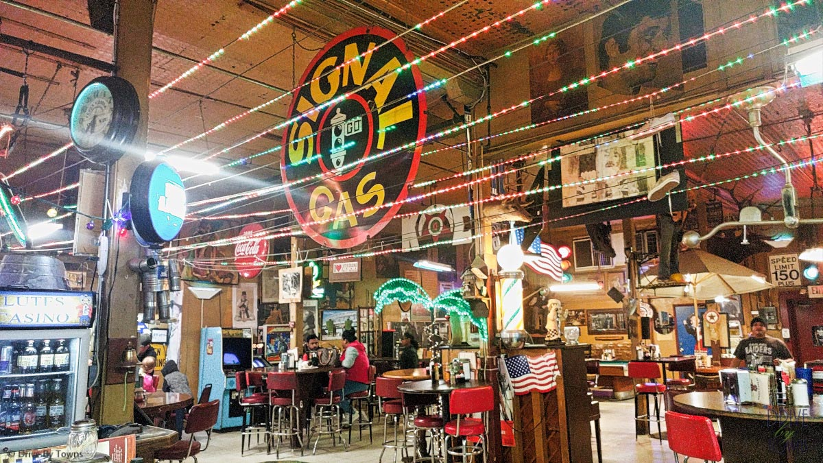 Lutes Casino in Yuma Arizona