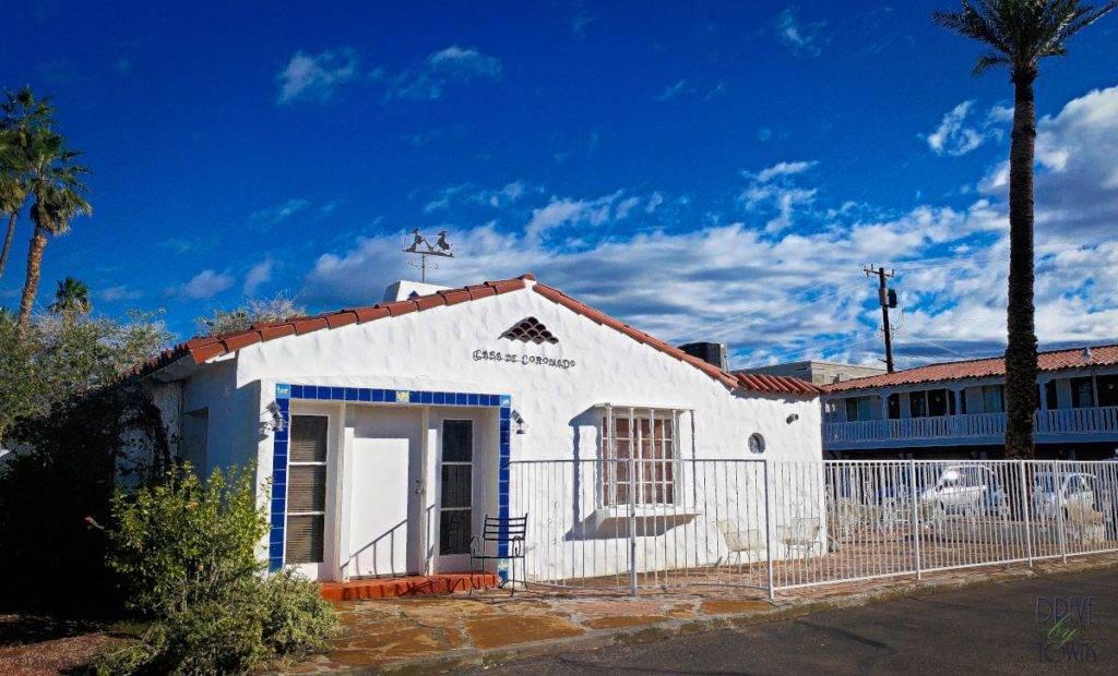 Casa de Coronado Motor Hotel Museum