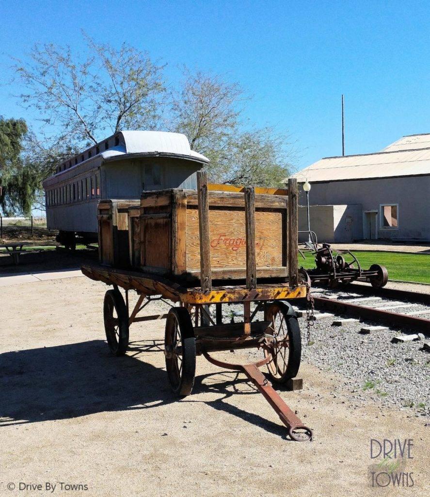 Yuma Quartermaster Depot - Fragile - must be Italian