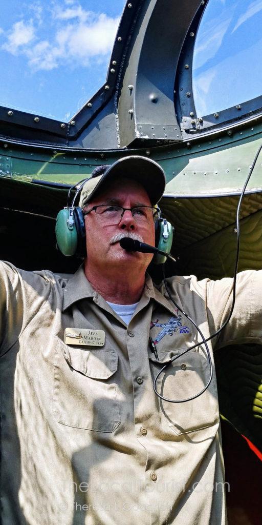 Chief Crewman Jeff Martin