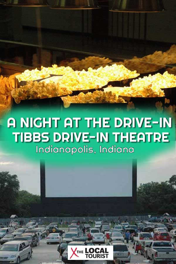 Step into the past with a night at Tibbs Drive-in Theatre in Indianapolis, one of the few remaining outdoor movie theaters in the U.S.
