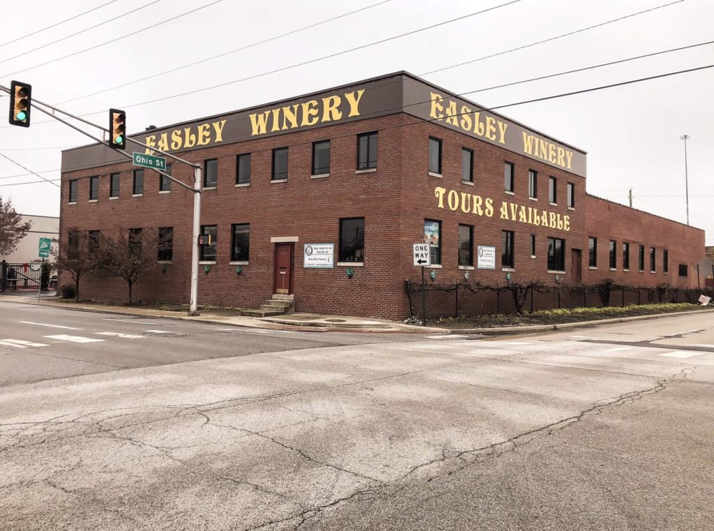 Easley Winery, photo credit Hayley DeHaan