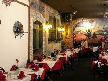 Don Quijote Restaurant in Valparaiso, Indiana, photo by Maggie Cooper