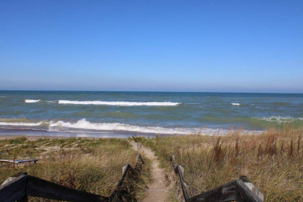 Kemil Beach at Indiana Dunes National Park